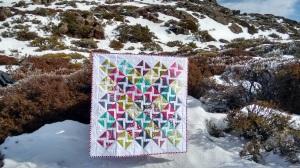 Snow quilt photo 4